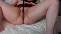 BBW Little Raven with fat pussy for slapping and fucking