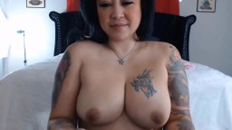 Erotic Asian mom Sophia Murphy pounded creamy twat