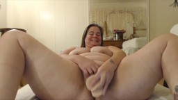 Strange happy BBW with many ways to make you cum