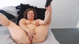 Sweet sassy housewife Avva fucking pierced tight cunt