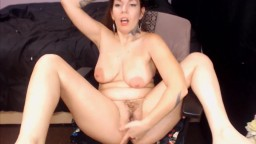 Busty wide hip Eva Monroe who loves to get naughty
