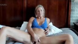 Kinky mommy Stevie enjoys son's young cock