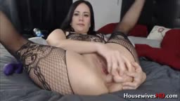 Paradise Kitten fucks really tight ass and squirting a lot